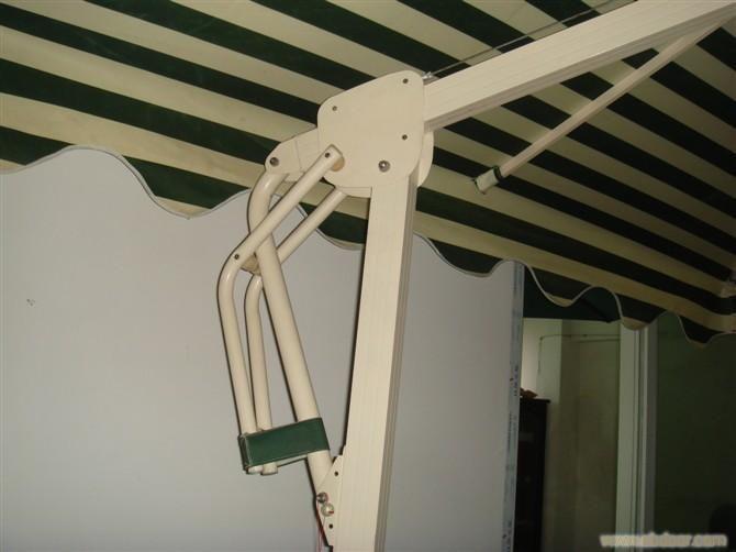 铝合金边柱伞价格