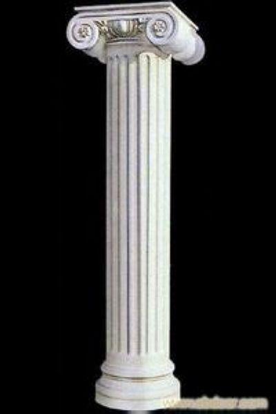 而科林斯柱式四个侧面都有涡卷形装饰纹样,通常围有两排叶饰,特别追求图片