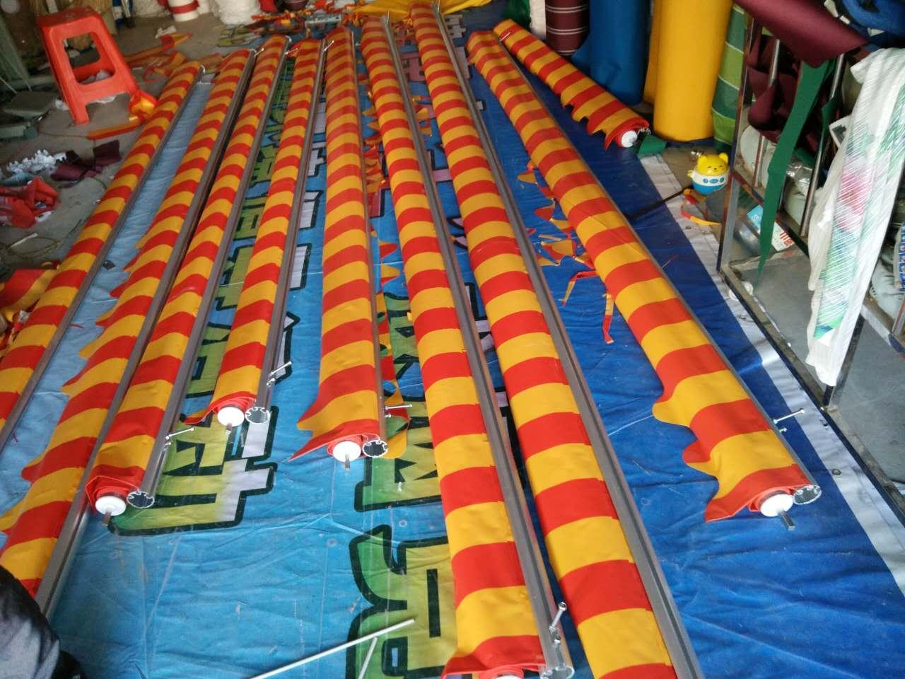 PVC夹网布供应