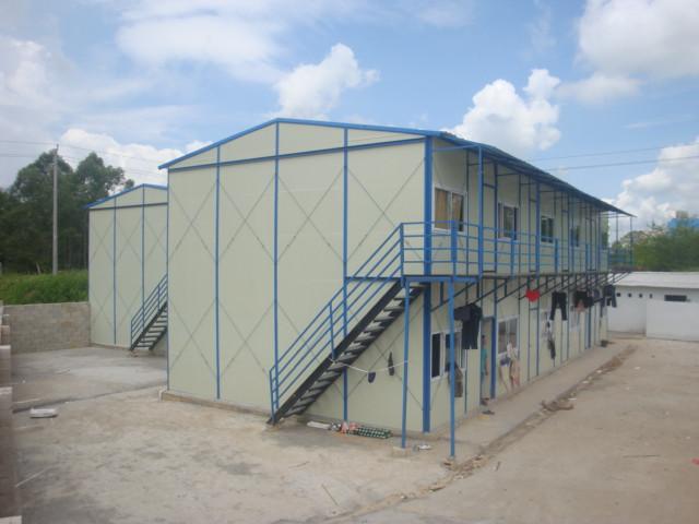 葛洲坝建设集团防城港生活区