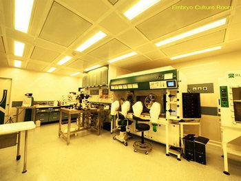 遗传学实验室