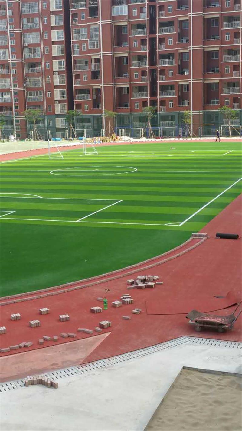 室外球场、跑道