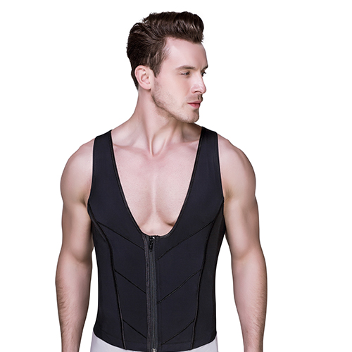 SOLA束拉•超声波塑身腰背夹(男款)