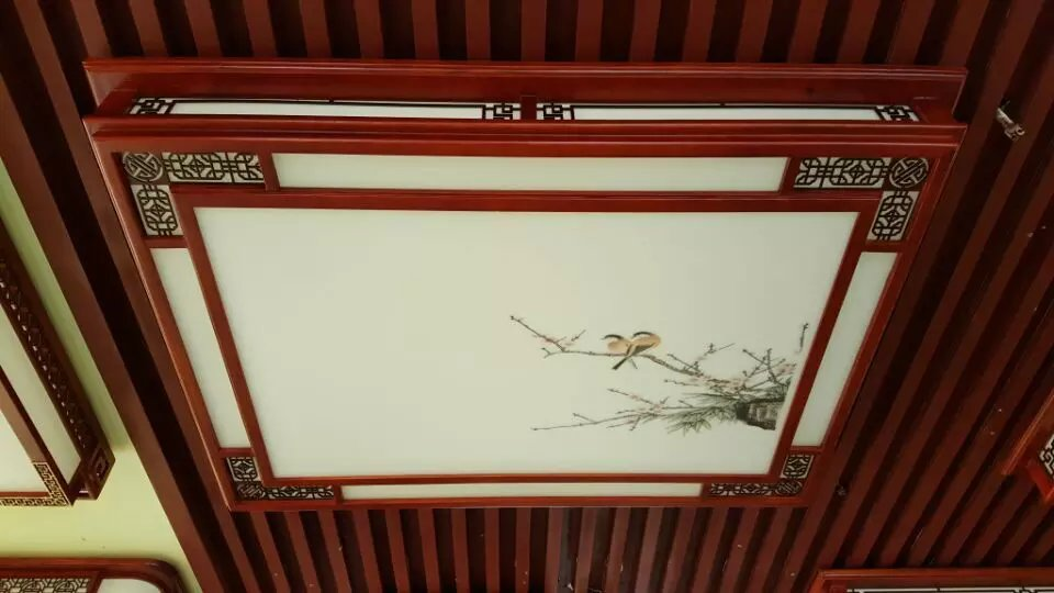 中式客厅灯
