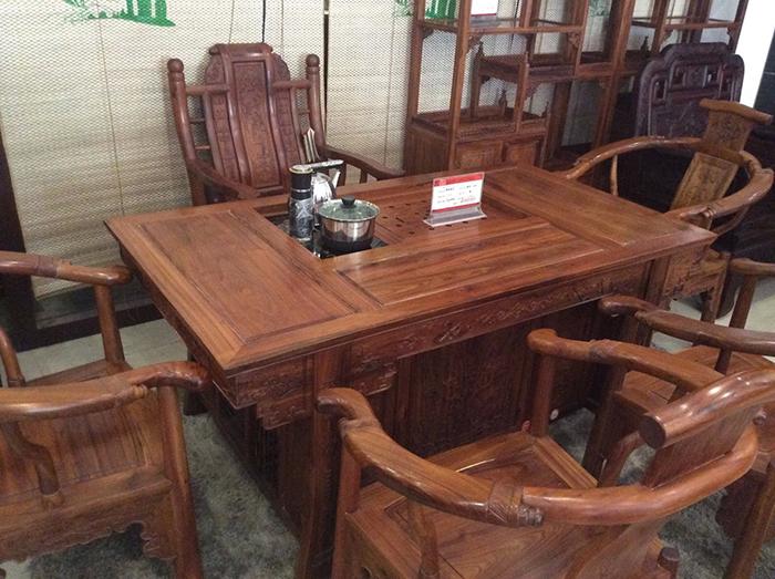 南宁红木茶台