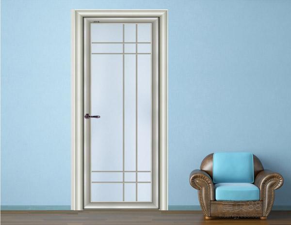 铝塑平开门