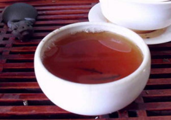 橘红蜂蜜水