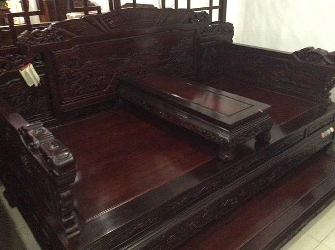 专业红木家具卖场