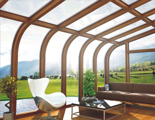 木结构阳光房怎么样