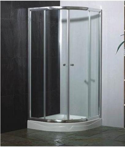 转角形淋浴房