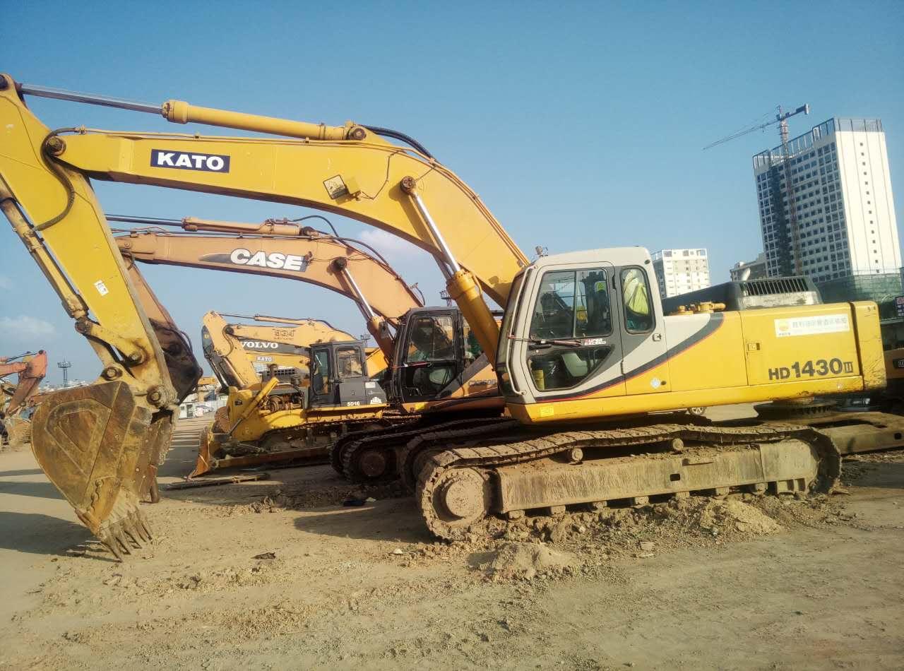 挖掘机KATO