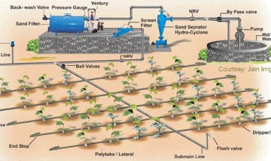 水肥一體化
