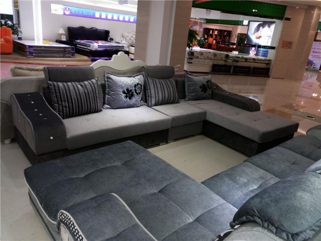 广西浴足沙发