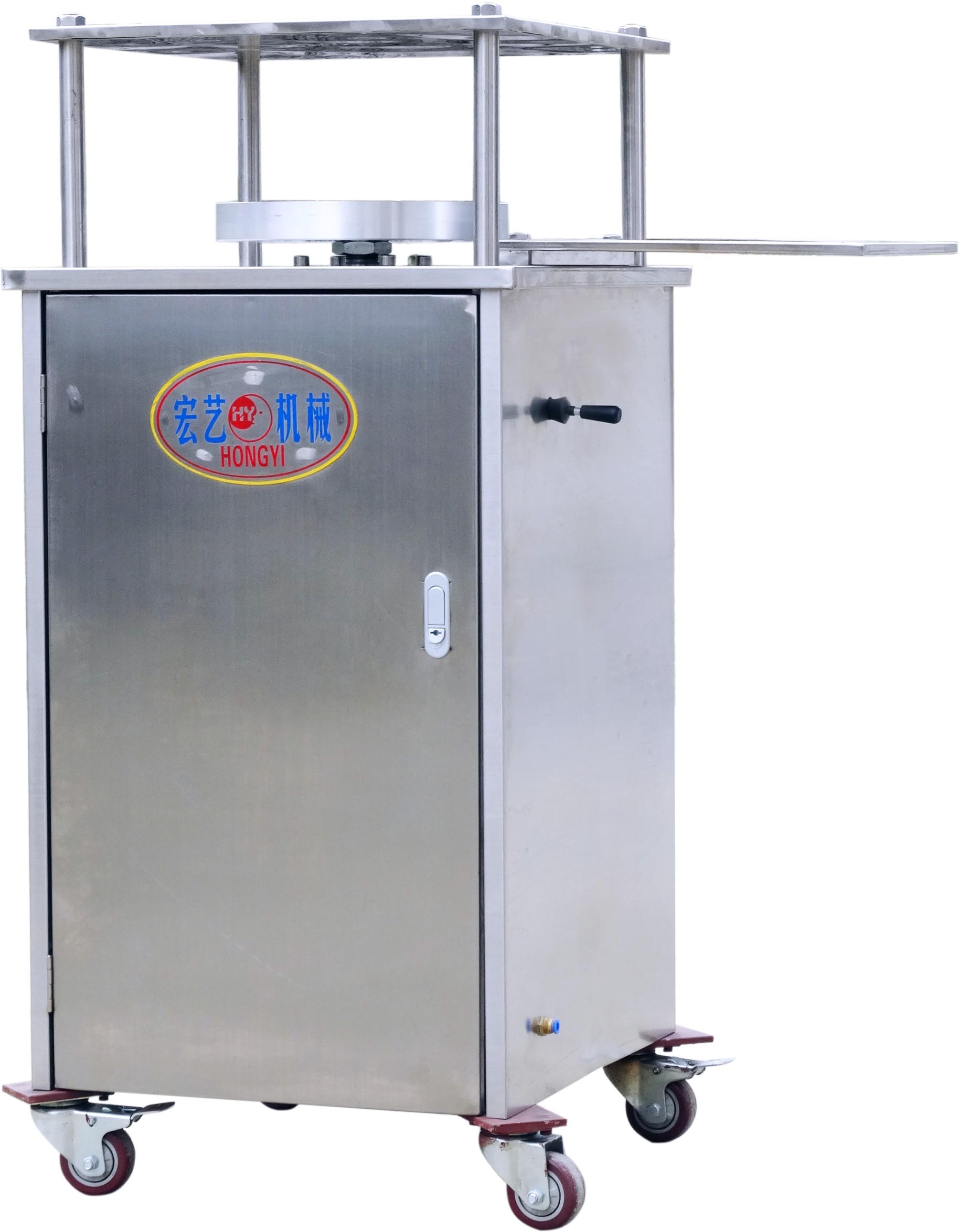 HY-Y32大餅壓皮機