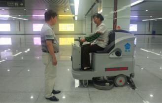 南宁东站交通枢纽保洁服务