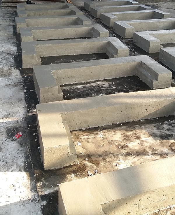 钢钎维混凝土井盖