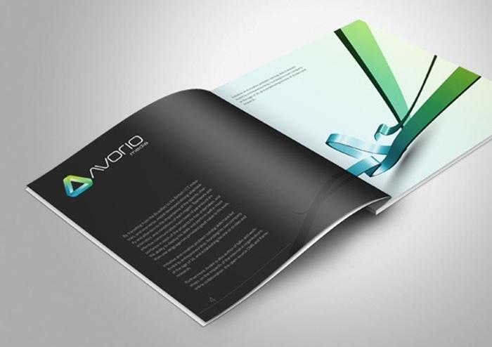 宣传册印刷定制