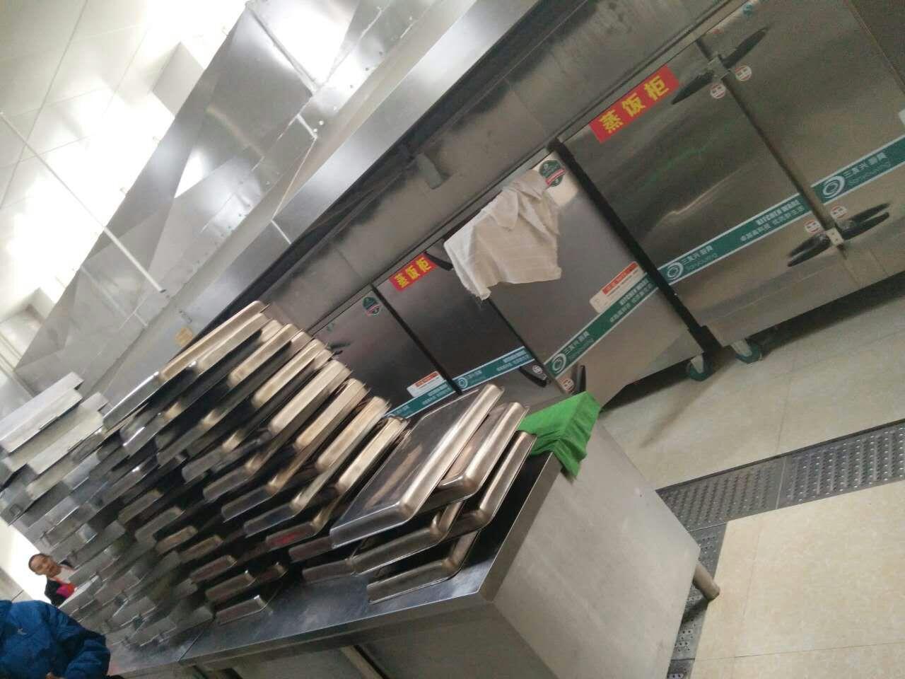 不锈钢厨具工程实例