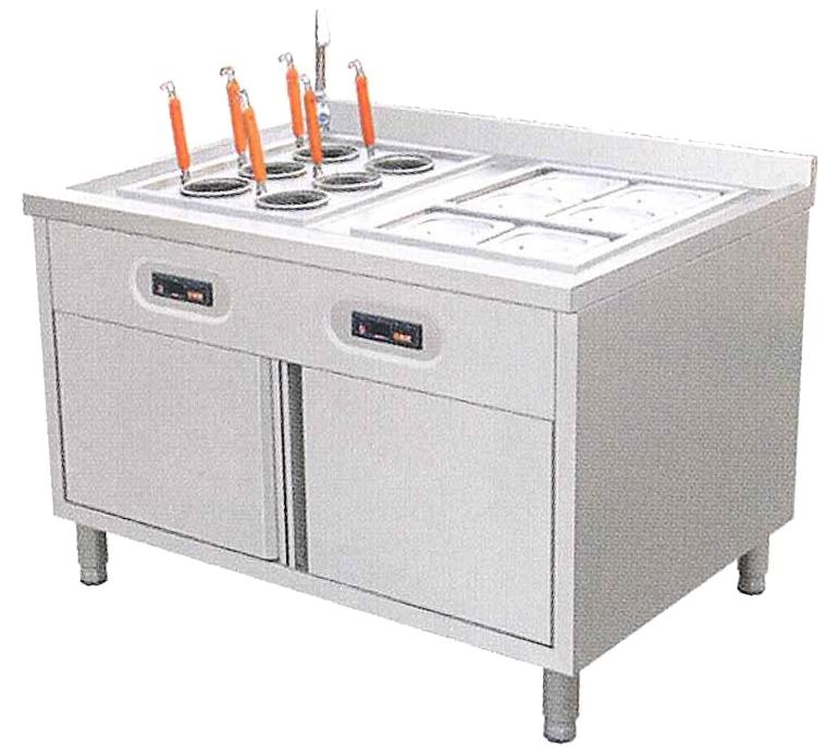 豪华电热煮面炉