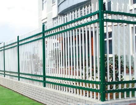 小区铁艺栏杆