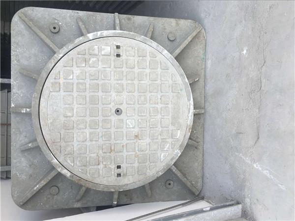 方形电力井