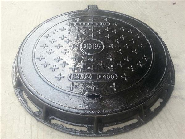 铁岭球墨铸铁圆井盖
