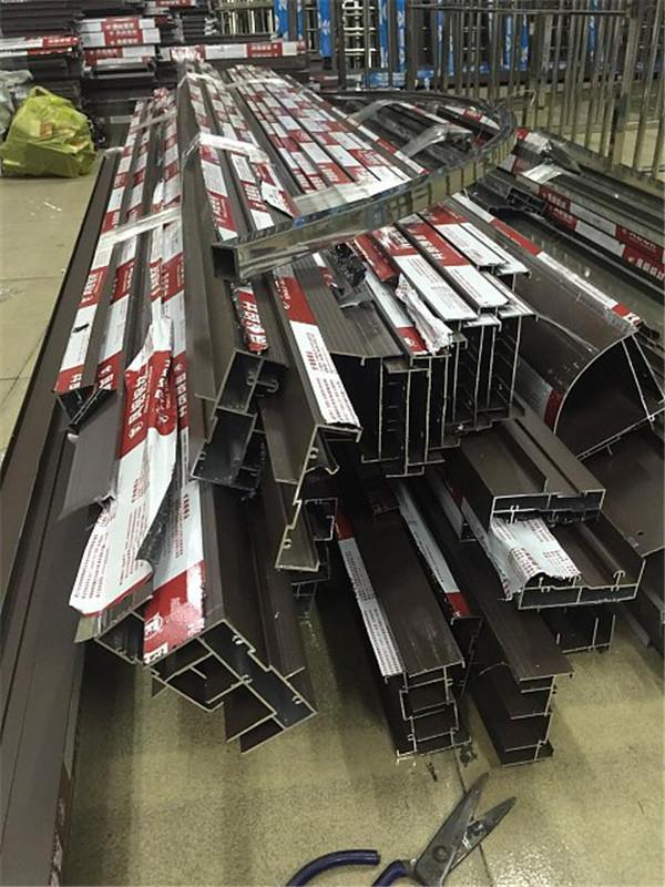 普通鋁材生產