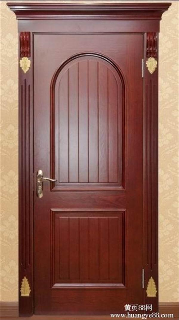 PVC免漆门