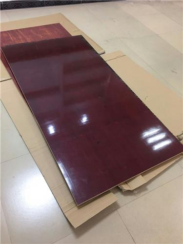 鐵紅建筑鏡面板