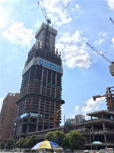 长沙国际金融中心九龙仓