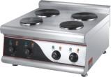 电热四头食炉