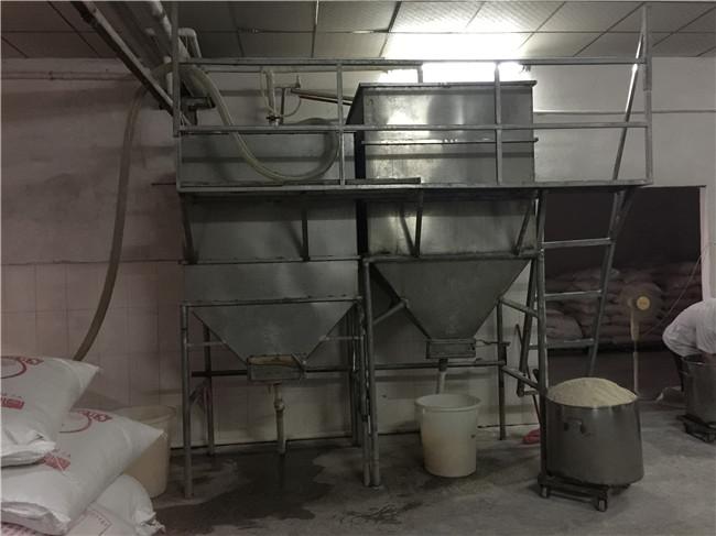 自動化米粉設備
