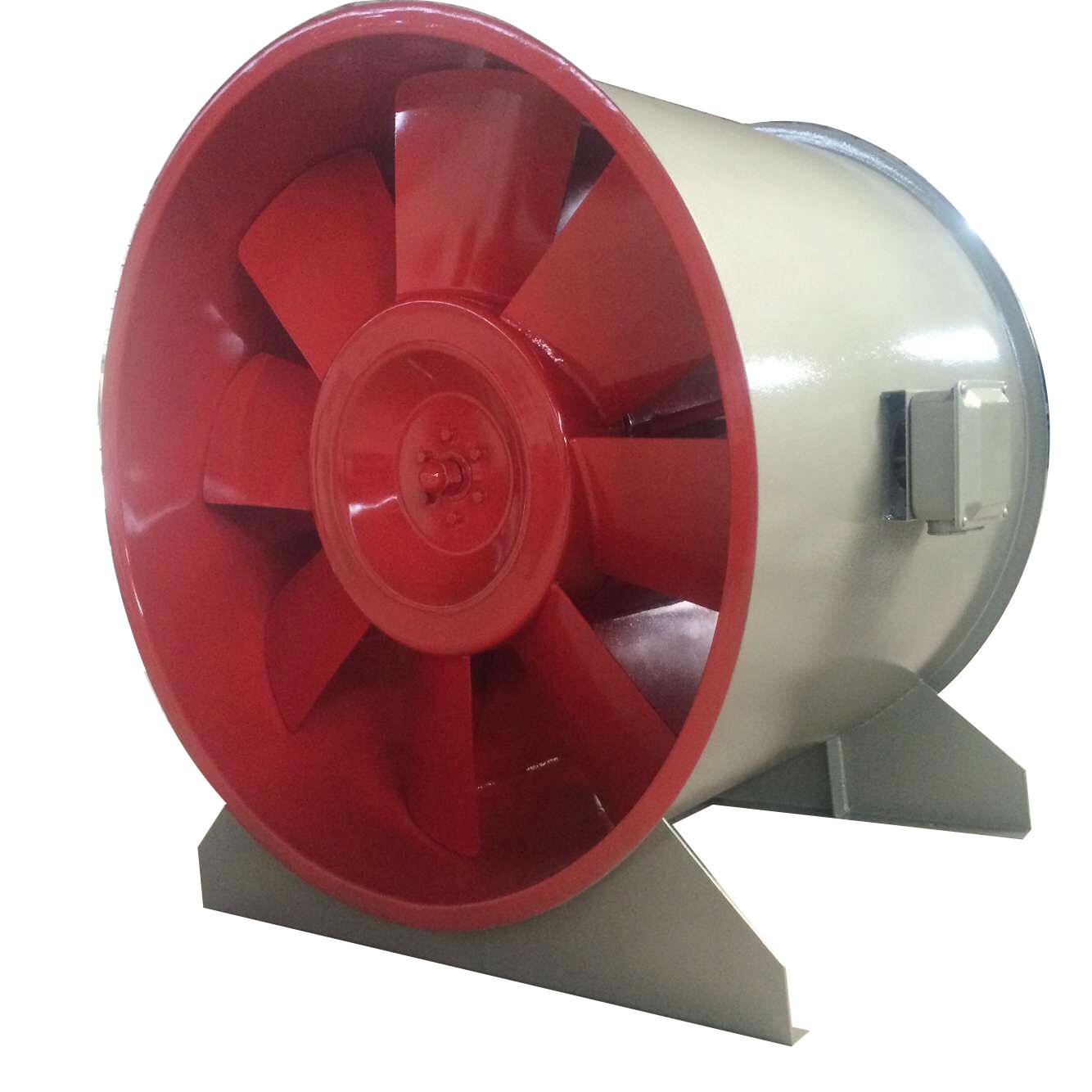 貴州軸流式消防高溫排煙專用風機