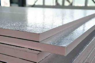 單面彩鋼酚醛鋁箔復合風管