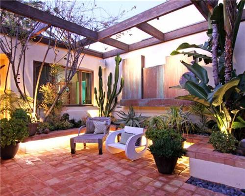 屋顶花园整体设计工程案列