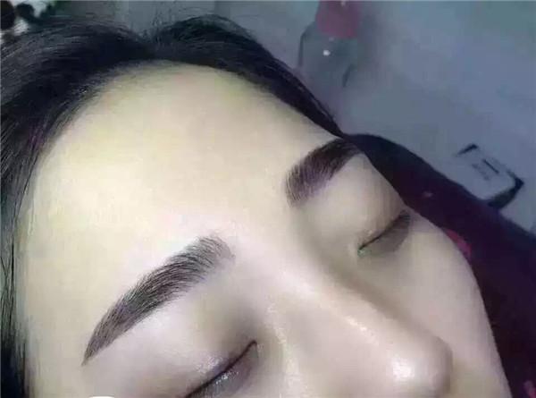 广州半永久纹眉