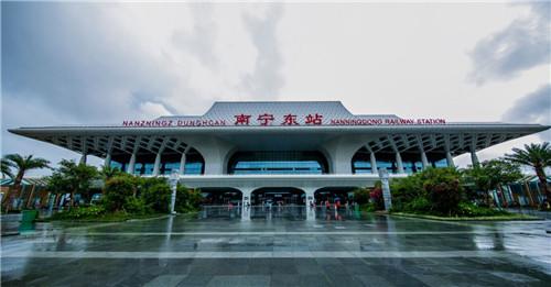 云南南寧火車東站