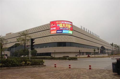 云南南寧市大商匯建材家居廣場