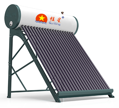 真空管熱水器