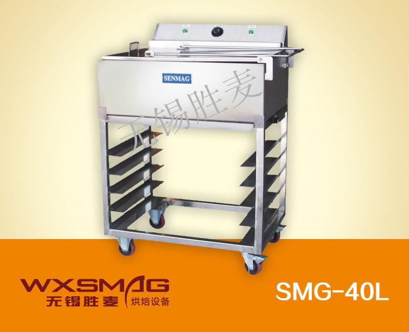 SMG-40L电油炸机