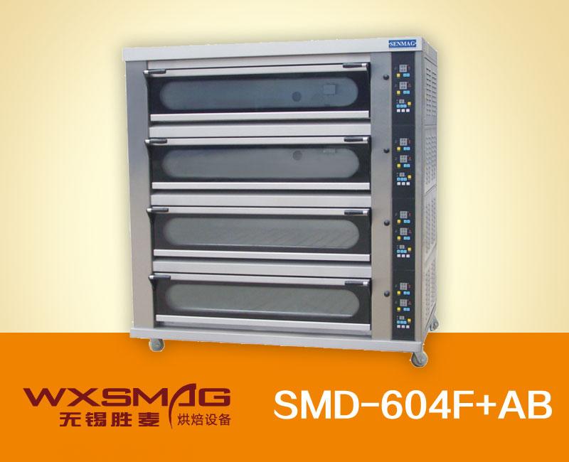 SMD-604F+AB 豪华型电气层炉