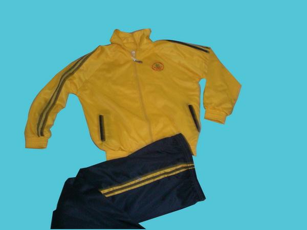 防城港中学服装
