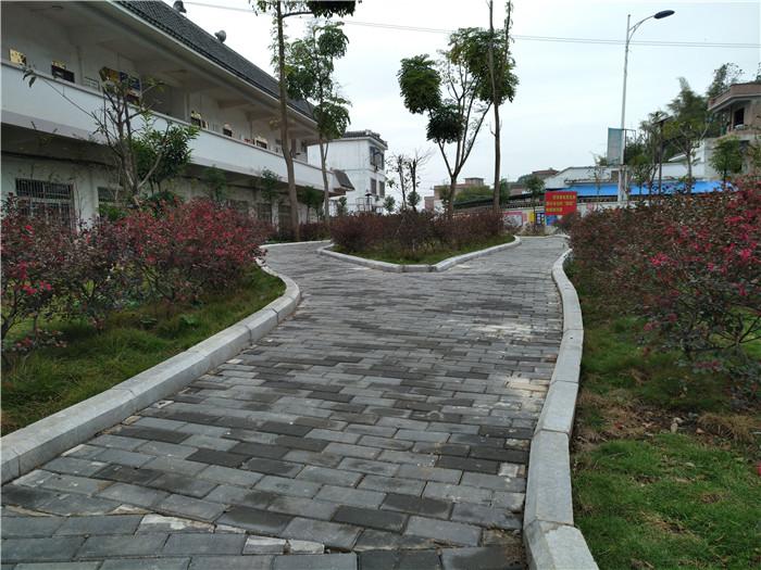 生态游步道
