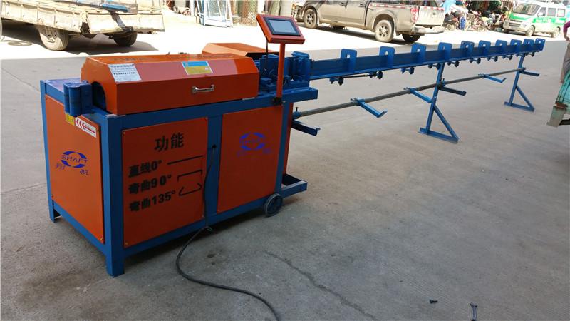 1501 自動鋼筋調直切斷機Automatic Steel bar straightening-cutting machine.jpg