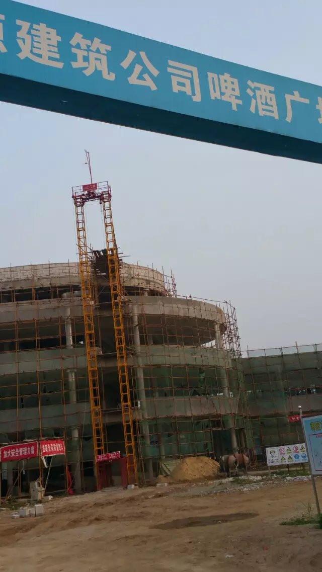 廣西SSE100 施工升降機construction elevator
