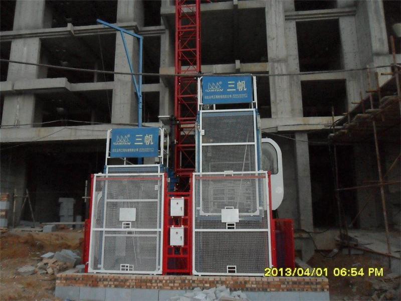 廣西施工升降機construction elevator