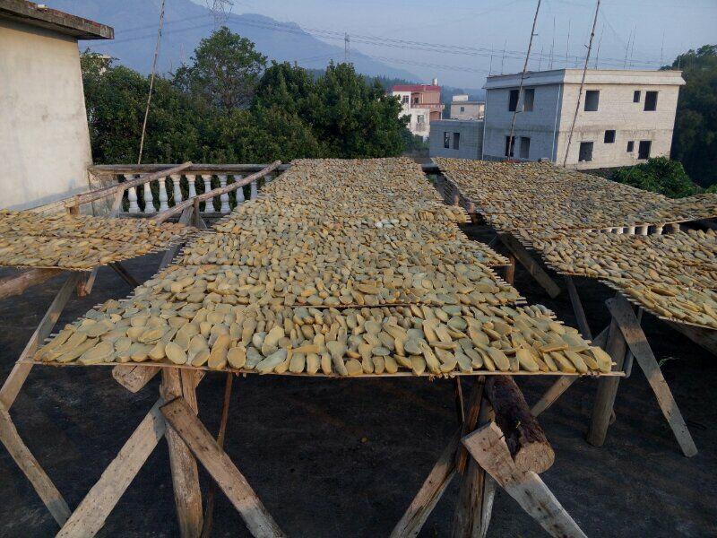 红薯干制作