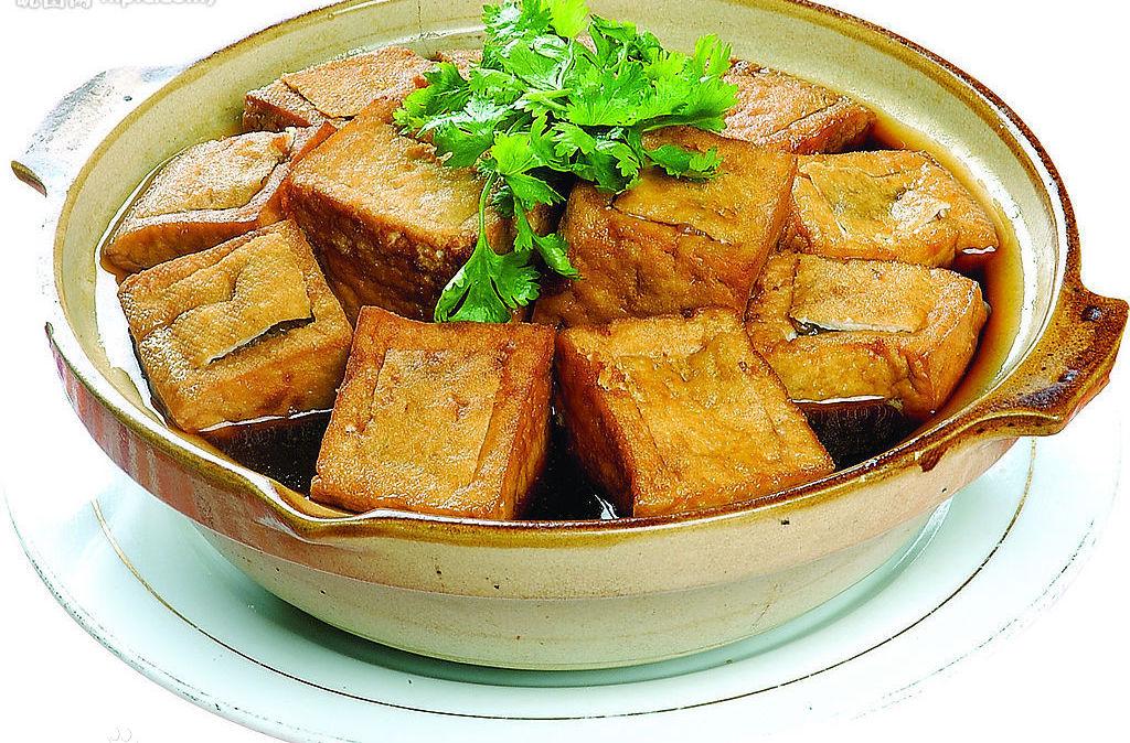 客家豆腐煲