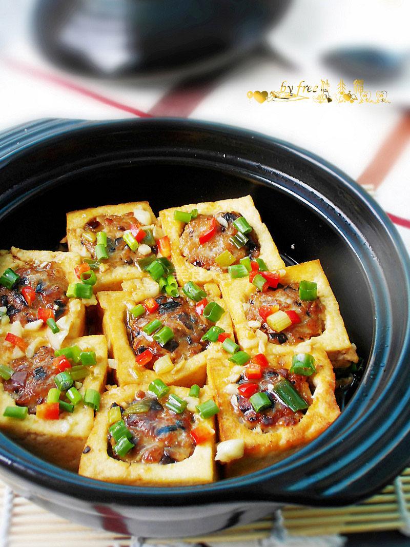 客家酿豆腐-大宁豆腐