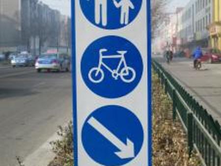 南宁玻璃钢交通路牌